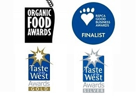 Organic Meat Awards for Business